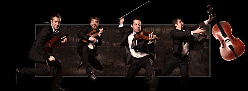 Sweet Thunder: JACK Quartet