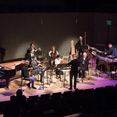 SFCMP in concert