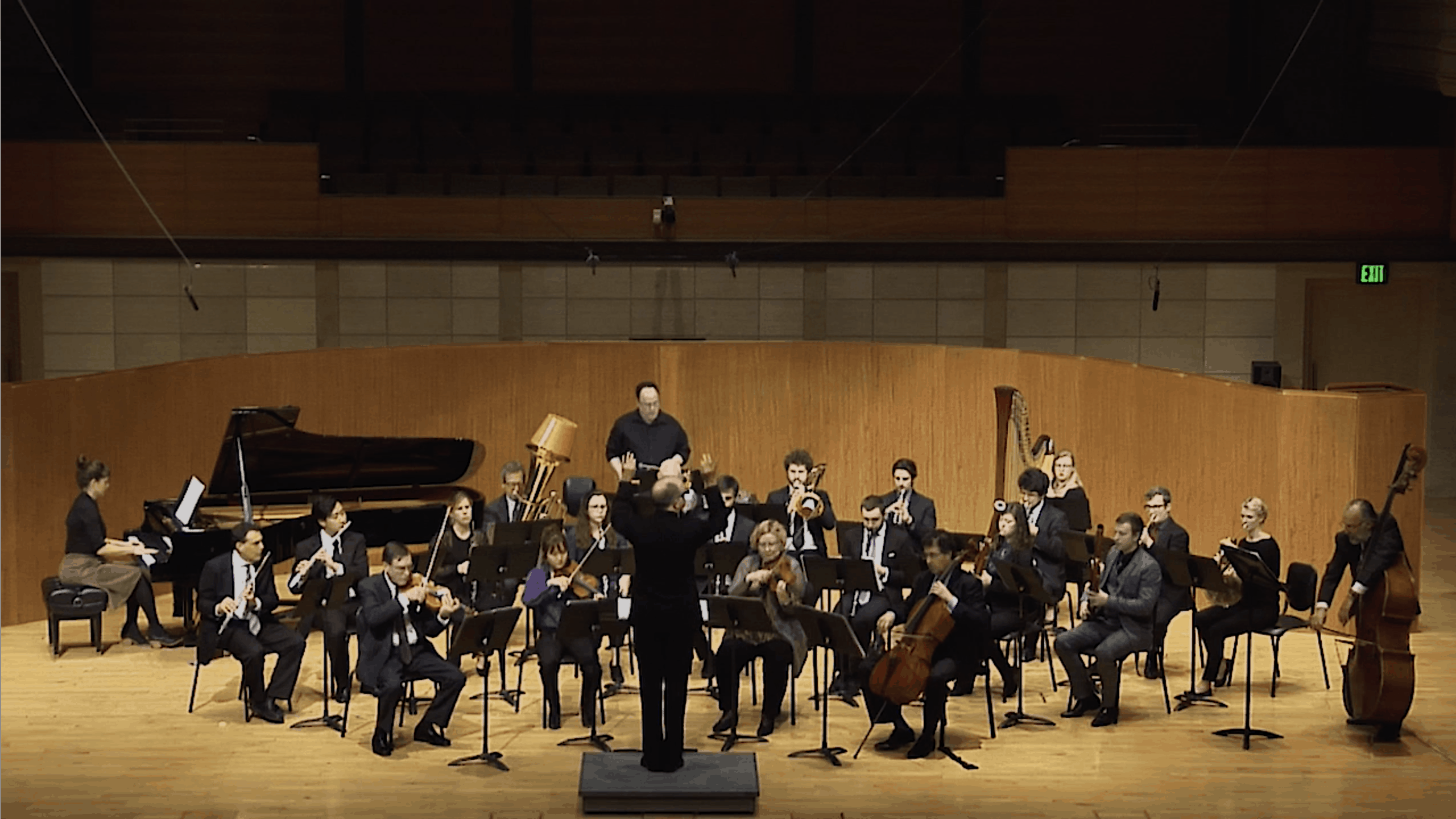 SFCMP performs Morton Feldman For Samuel Beckett
