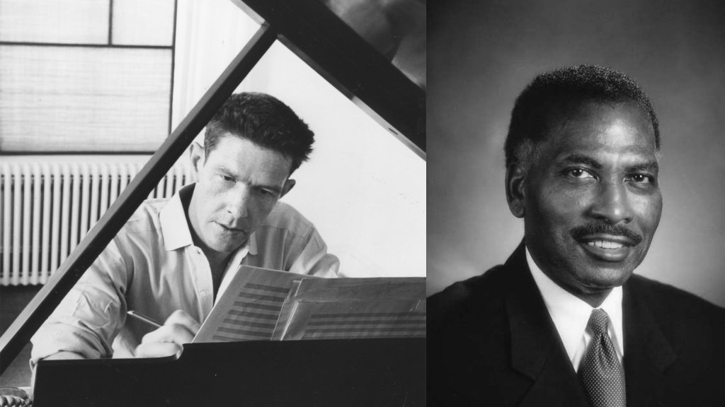 John Cage and Olly Wilson SFCMP