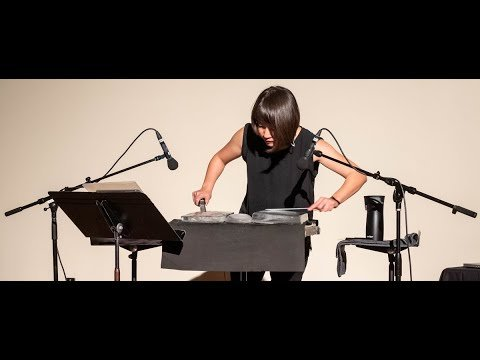 The Ice is Talking by Vivian Fung performed by SFCMP, Haruka Fujii percussion (excerpt)
