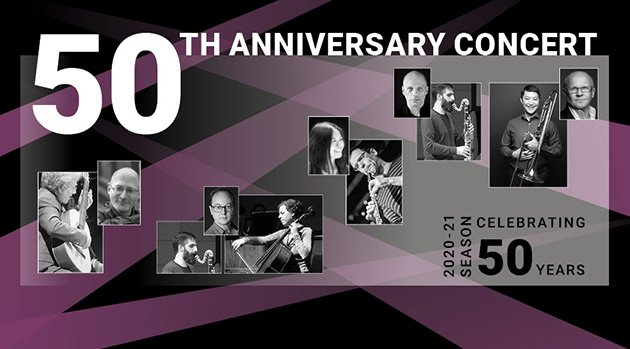 in the COMMUNITY anniversary concert